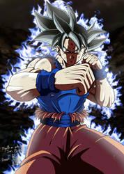 Migatte no goku i Son Goku by Nostal