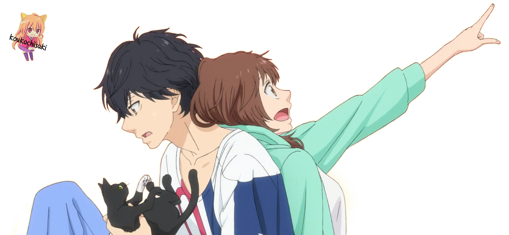 Image result for AO HARU RIDER