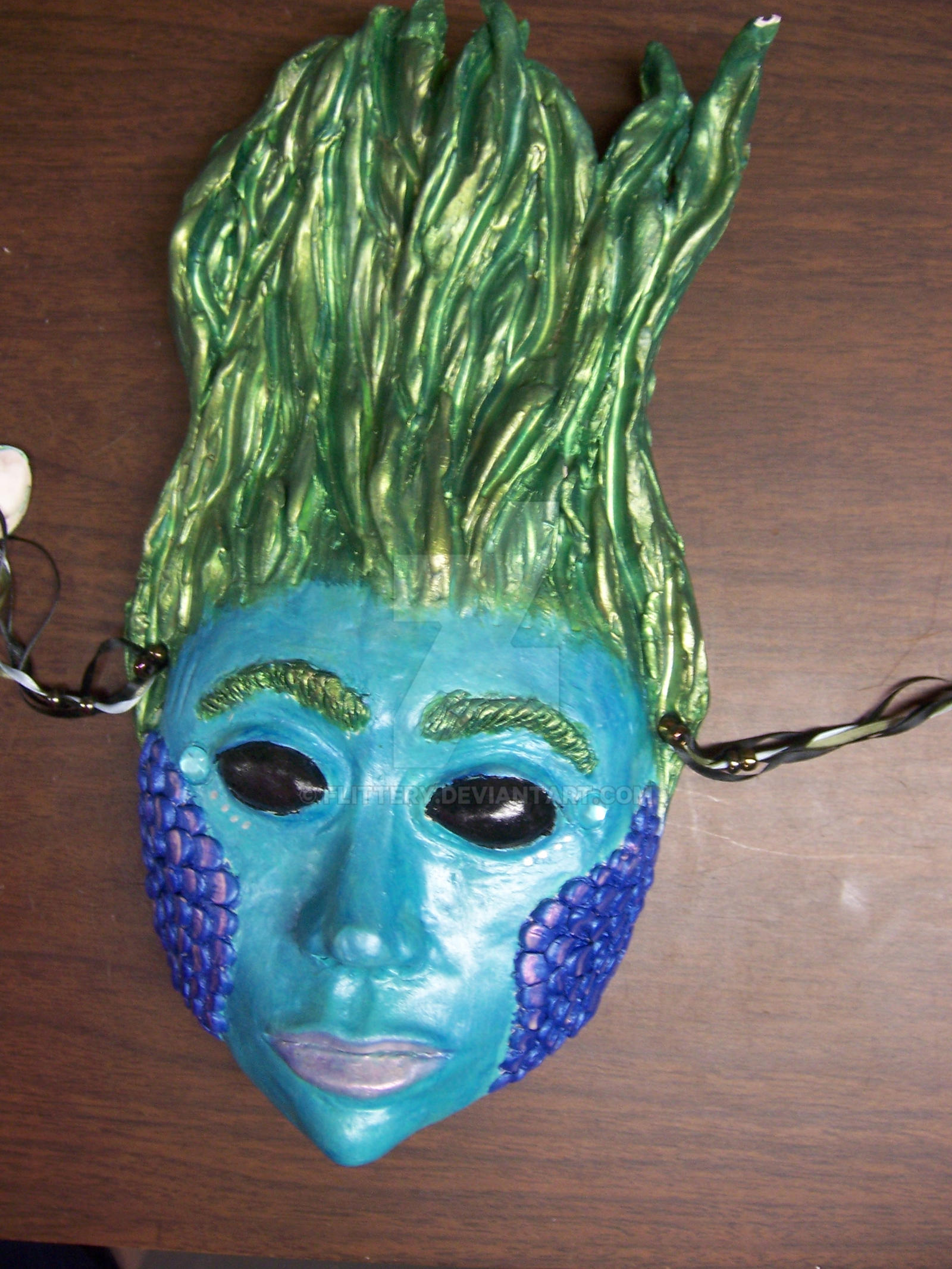 Image gallery mermaid mask for The mask photos gallery