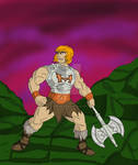 Battle Armor He Man