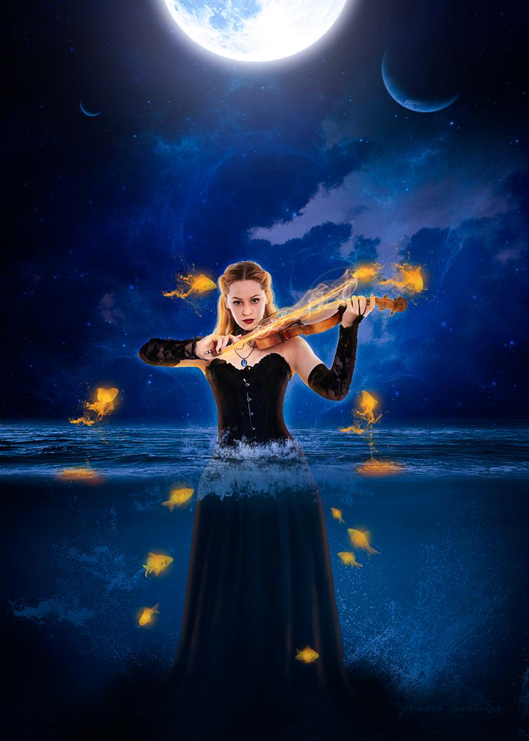 Sea Music by Jchandekar