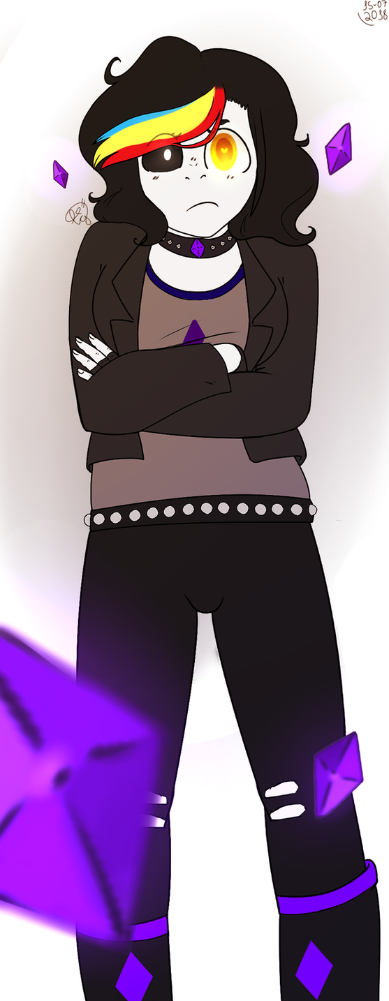 [Comm] Scarlett Star Foxy by OncinhaGabi