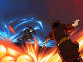 Zuko v Azula: Agni Kai