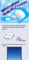 Quick Cloud Tutorial by Airlesse