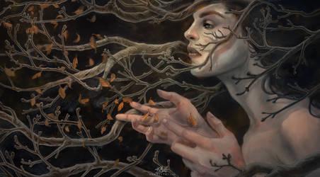 Sorrows to the Wind by Ysvyri