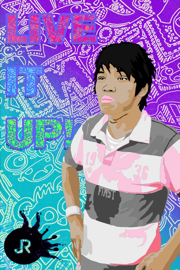 Live it up! by zHou008