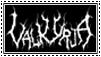 Valkyrja stamp by Tanit-Isis