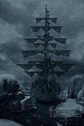 Rime of the Ancient Mariner by Tanit-Isis