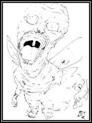 Screamin bugs by ich-bin-gott