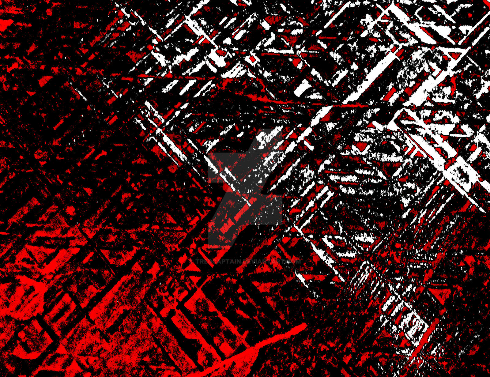 techno stone red n black texture background by