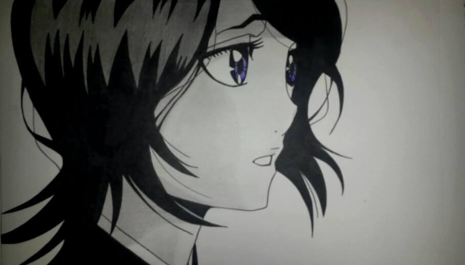 Kuchiki Rukia by maggiemae2