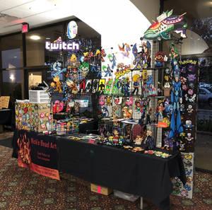 Grand Ole Gameroom Expo Nov. 2018. Nashville, TN