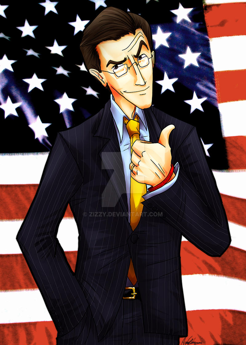 Colbert. by zizzy