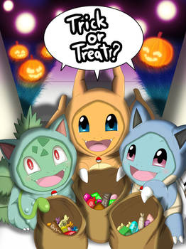 Trick Or Treat? ( Kanto )