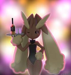 Bunny girl by Winick-Lim