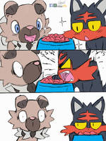 Meal Time by Winick-Lim