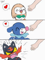 Choose your starter by Winick-Lim