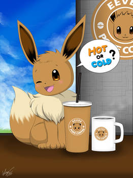 Hot or Cold? ( Eevee )