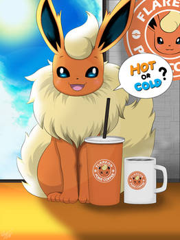 Hot or Cold? ( Flareon )