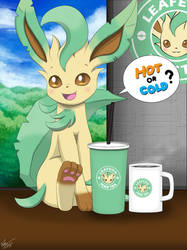 Hot or Cold? ( Leafeon )