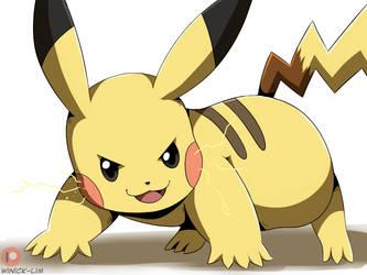 Pikachu by Winick-Lim