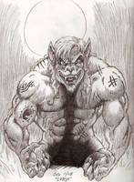 Werewolf by Crash2014