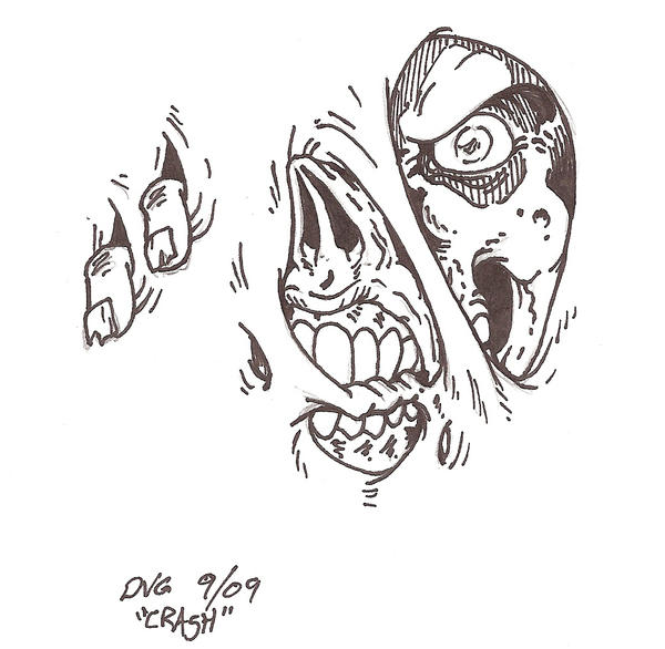 Zombie Tattoo Sketches Zombie Tattoo Design by