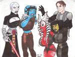 Star Wars Captives