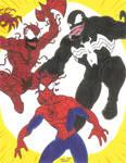 Spidey Venom Carnage