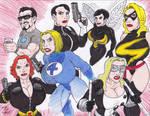 Tony's Avengers