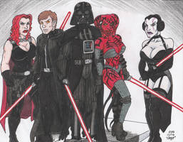 Vader Sith Clan by Crash2014