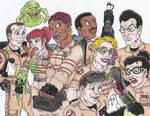 Ghostbusters Teams