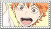 hinata shouyou stamp by Janoneee
