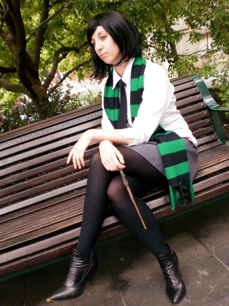 Harry Potter Slytherin Girls Harry Potter: S...