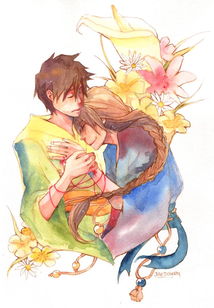 GW: Flower by kitten-chan