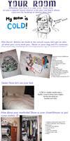 Room Meme by kitten-chan