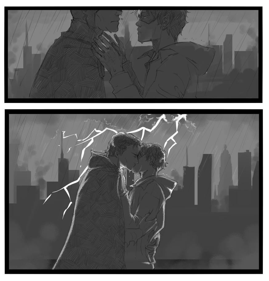 DC: Storm by kitten-chan