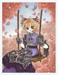Cardcaptor Sakura: Swing by kitten-chan