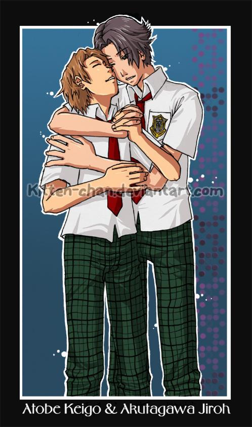 PoT: Atoji: Whisper by kitten-chan