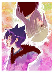 Loveless: Ritsuka and Soubi by kitten-chan