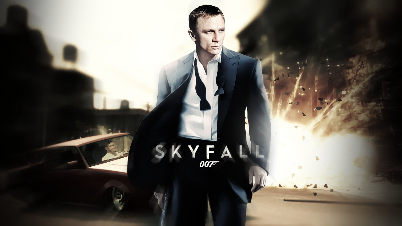 james bond:skyfall wallpapersparco2 on deviantart