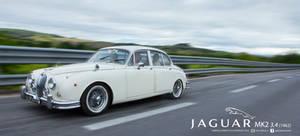 Jaguar MK2 3.4 (2013)
