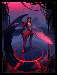 Alizarin - Skies of Ruin by MichelleHoefener