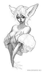 Foxie by MichelleHoefener
