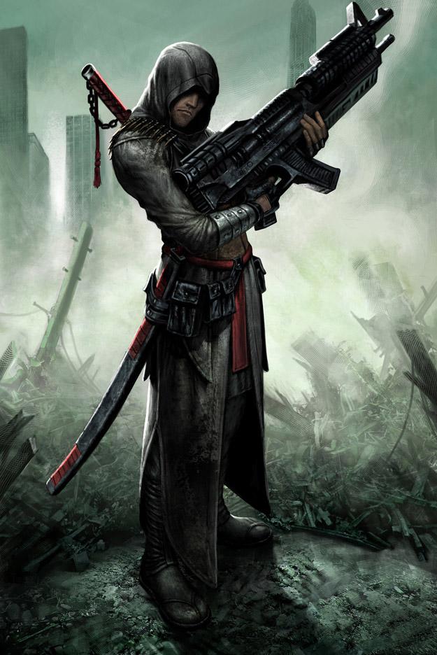 Assassin Concept by Mi...