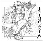 Iridezria - Line Art