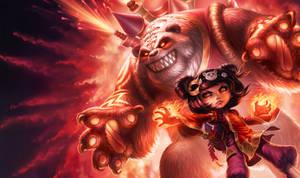 Panda Annie - League of Legends