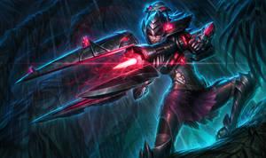 Headhunter Caitlyn - League of Legends