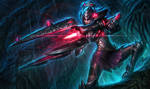 Headhunter Caitlyn - League of Legends