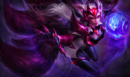 Challenger Ahri - League of Legends by MichelleHoefener